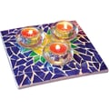 Diamond Tech Crafts Glass Mosaics Trivet Kit