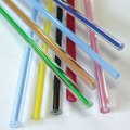 Diamond Tech Crafts Fireworks Glass Rod Set, Opalino/Filigrana Colors, 10/Pkg
