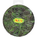 Makin's USA Clay Cutters, 26/Pkg, Alphabet