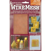"Amaco WireMesh, #80, 16"" x 20"" Sheet, Copper"