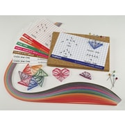 Quilled Creations Quilling Kit, Husking Hoops & Loops