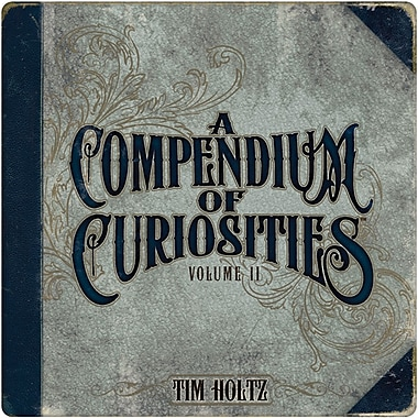 Advantus Tim Holtz Idea-Ology Book, Compendium Of Curiosities 2