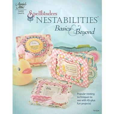 Spellbinders Books, Nestabilities: Basics And Beyond