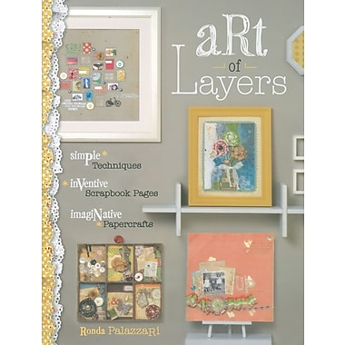 F&W Publications North Light Books, Art Of Layers