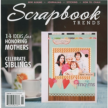 Northridge Publishing Scrapbook Trends Magazine By Northridge Publishing, May 2012