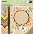 K&Company Edamame Specialty Paper Pad, 12in. x 12in.