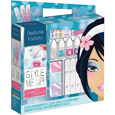 Aquastone Group Style Me Up DIY, Perfume Factory Kit
