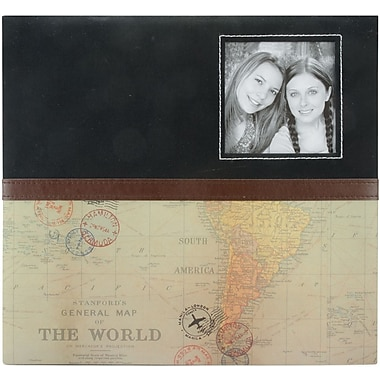 MBI Travel Postbound Album, 12in. x 12in.