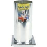 Yaley Professional Candle Mold Metal Cylinders