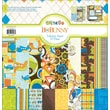 Bo Bunny On The Go Collection Pack 12in.X12in.-18 Double-Sided Papers + Sticker Sheet