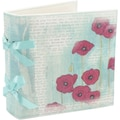 Prima Flowers Poppies & Peonies Canvas Album