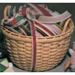 Commonwealth Basket Blue Ridge Basket Kit, Grans Cotton Basket