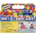 Do-A-Dot Art Set, 6/Pkg, Rainbow