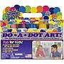 Do-A-Dot Art Set, 6/Pkg, Shimmer