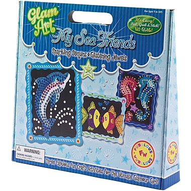 Glam Art Do-A-Dot Kit, My Sea Friends