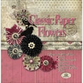 Fabscraps Classic Paper Flowers Die-Cut Pad-Makes 160 Flowers