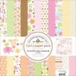 """Doodlebug Sugar & Spice Paper Pack 12""""X12"""""""