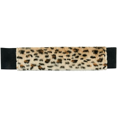 ScrapBands LBD Collection Faux Leopard Fur ScrapBand