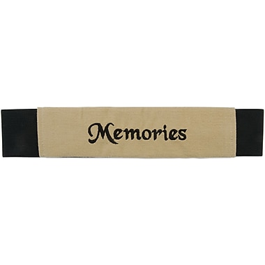 ScrapBands LBD Collection Embroidered Corduroy Memories ScrapBand