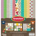 Jillibean Soup Neopolitan Bean Bisque Collection Pack 12in.X12in.