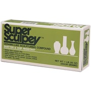 Polyform Super Sculpey Polymer Clay, 1 Pound, Beige