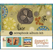 "SEI 1 Hour Album Scrapbook Kit 8"" x 8"", Desert Spring"