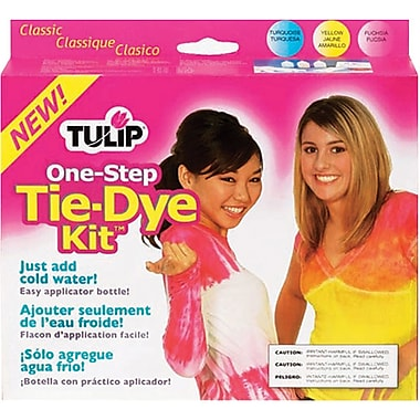 Duncan Tulip One-Step Tie Dye Kits