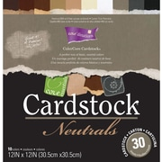 Darice Core Essentials Cardstock Packs