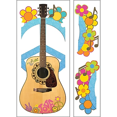 Paper House Mini Murals, 36in. x 40in., Peace