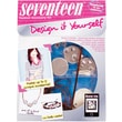 Colorbok Seventeen Fashion Accessory Kit, Leather Jewelry Kit, Blue