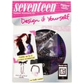 Colorbok Seventeen Fashion Accessory Kit, Lyrd Jewelry Kit, Black