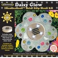 Midwest Products Solar Step Stone Kit, Daisy Glow
