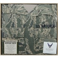 Uniformed Scrapbooks U.S. Air Force Keepsake Post Bound Album, 12in. x 12in., Tiger Stripe