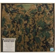 Uniformed Scrapbooks U.S. Marine Keepsake Post Bound Album, 12in. x 12in., Woodland Camo