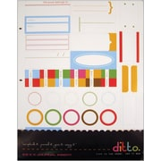 "Hampton Art Ditto Journal Insert, 8"" x 11"""