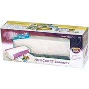 Purple Cows Hot And Cold Laminator Kit 13in.