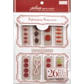 EK Success French General Notion Kit, Red