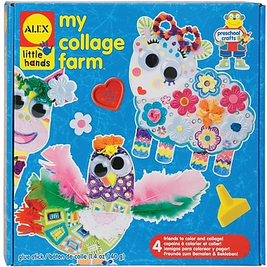 Alex Toys My Collage Farm Kit