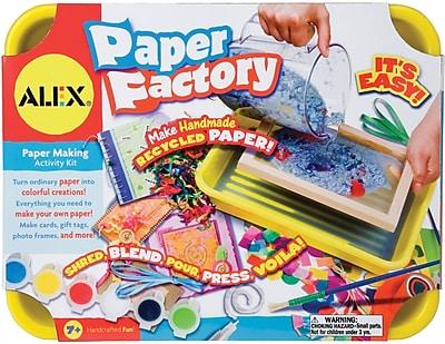 Alex Toys Paper Factory Kit 941805