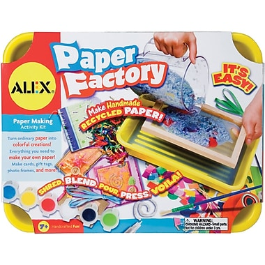 Alex Toys Paper Factory Kit