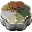Clearsnap Colorbox Pigment Petal Point Option Pad, Metalextra Alchemy