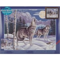 Dimensions Paint By Number Kit, 20in. x 16in., Call Of The Wilderness