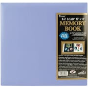 "Pioneer Pastel Leatherette Postbound Album, 12"" x 12"", Lavender"