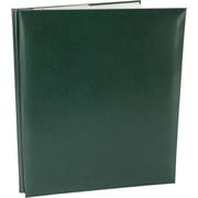 "Pioneer Leatherette Postbound Album, 8.5"" x 11"", Green"