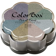 Clearsnap Colorbox Pigment Petal Point Option Pad, Metalextra Brocade
