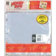C-Line Memory Book Top-Load Page Protectors, 12 x 12, Super Heavyweight
