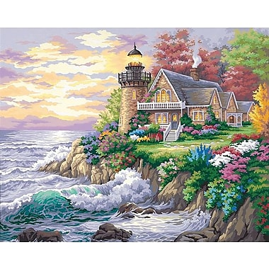Dimensions Paint By Number Kit, 20in. x 16in., Guardian Of The Sea