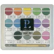 Pebbles I Kan'dee Chalk Set, Basic Brights