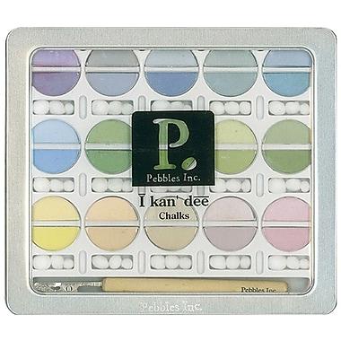 Pebbles I Kan'dee Chalk Set, Pastels
