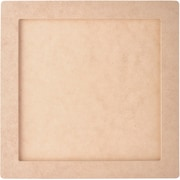 "Kaisercraft Beyond The Page MDF Square Frame, 10"" x 10"" With 8"" x 8"" Opening"